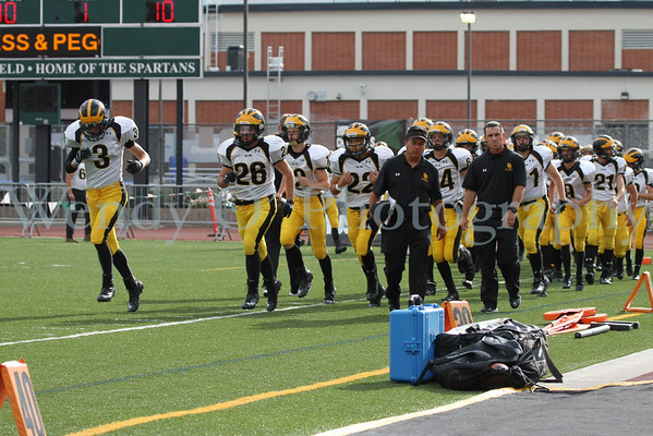 Del Oro JV Football 2013